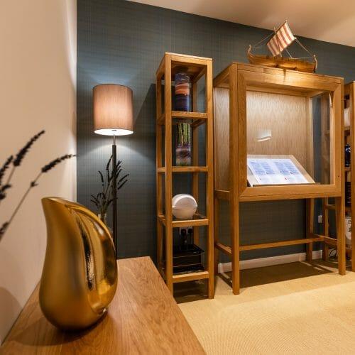 Bespoke, handcrafted Memorial Furniture at the Clyde Coast & Garnock Valley Crematorium